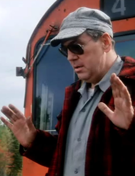 Bob Windsor<br /> (train engineer)