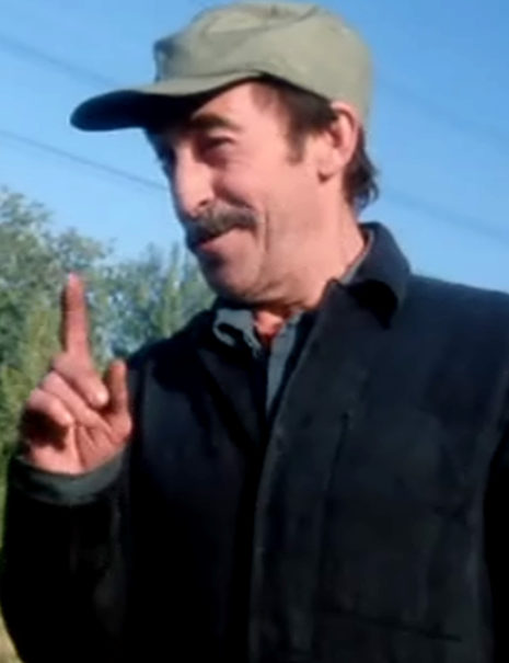 Hugh Webster<br /> (gas station attendant)