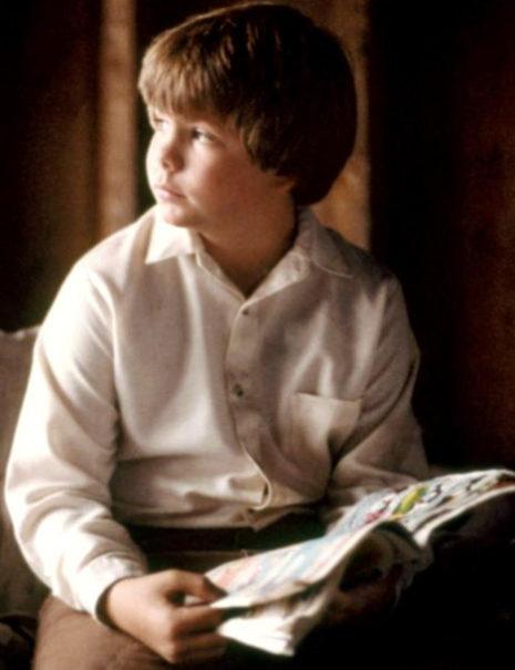 Justin Henry<br /> (Martin John Kingsley)