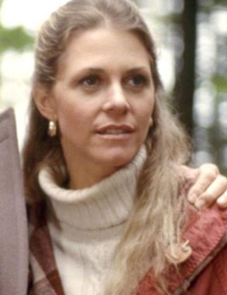 Lindsay Wagner<br /> (Dr. Mennen)